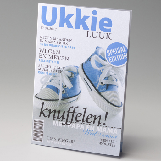 Ukkie tijdschrift voor een jongen 715902